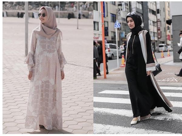 Bahan dan Model Baju Terbaru Muslim