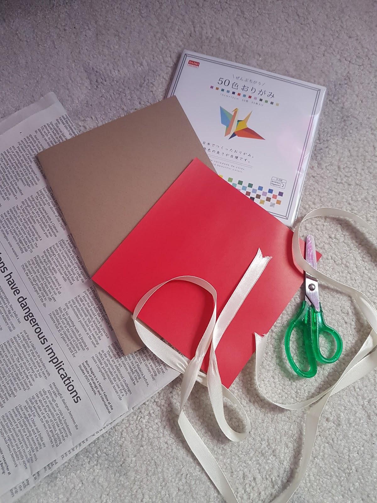Ummis Bucket List Make A Handmade Greeting Card