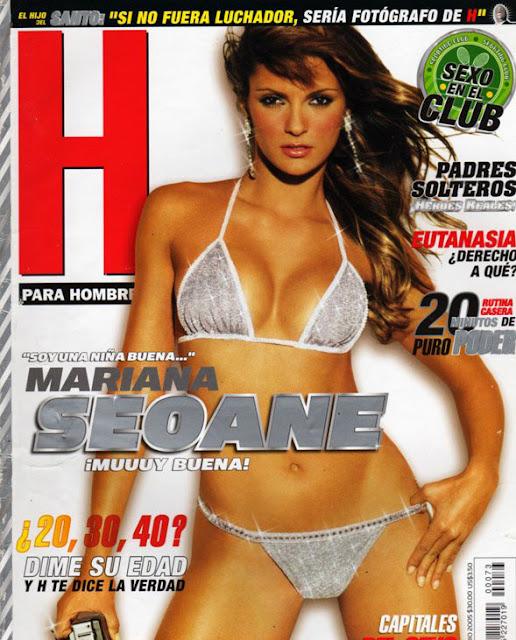 Mariana Seoane Revista H Junio 2005 [FOTOS]-solorevistah.com
