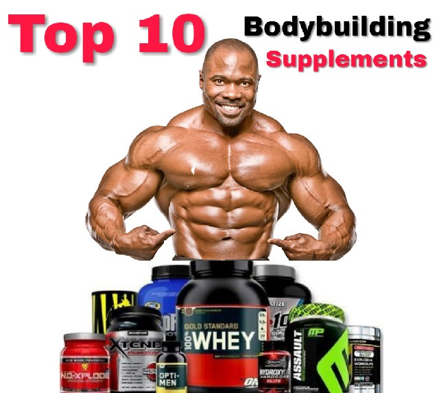 top 10 bodybuilding supplements and their uses in hindi