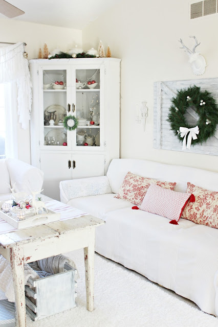Happy At Home Holiday Home Tour Part Two Living Room And