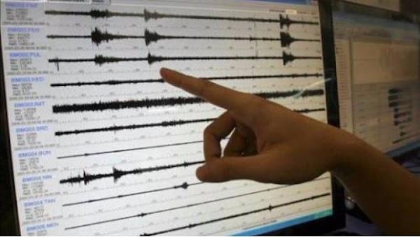 Se  reportaron  dos sismos en el Valle de México