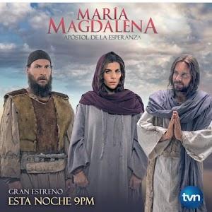 MARIA MAGDALENA (APOSTOL DE LA ESPERANZA)