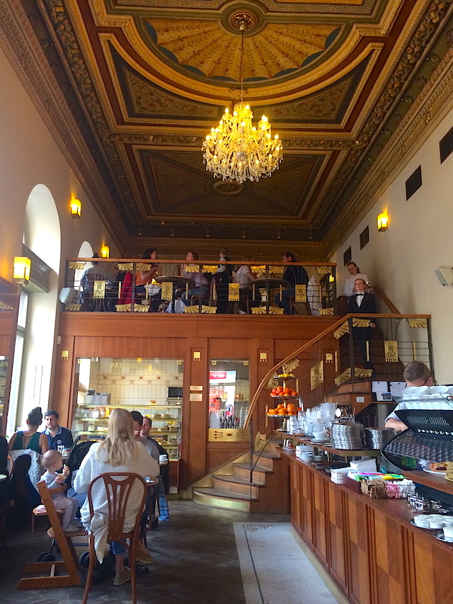 Café Savoy Prague