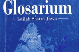 GLOSARIUM Istilah Sastra Jawa