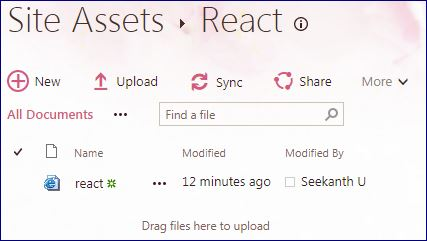 SharePoint: Read SharePoint list Items using REST API and
