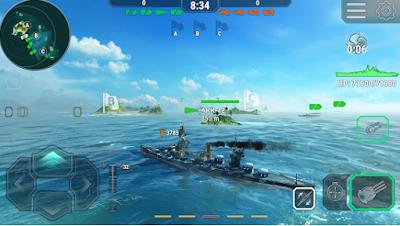 Warships Universe Naval Battle Mod Hack + Data Obb