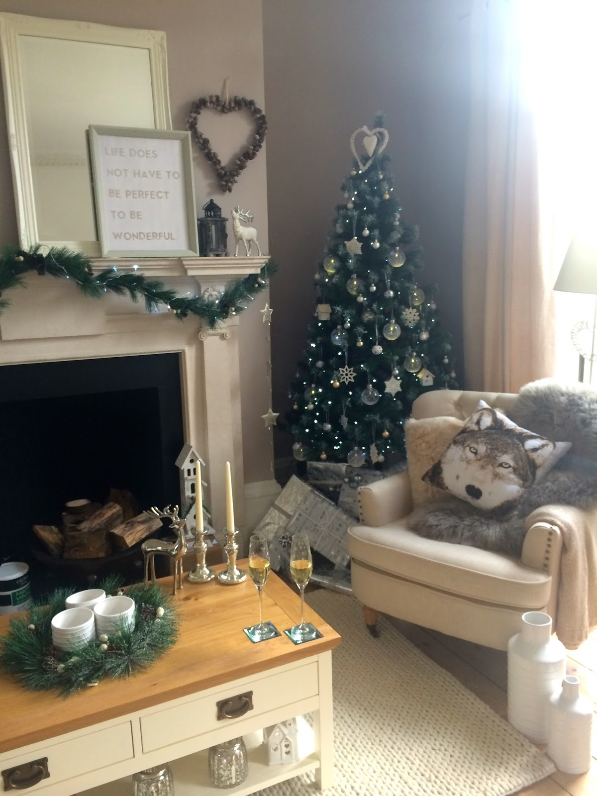 the latest af917 a9008 Style at home Christmas issue with Dunelm - Bella Coco by ...