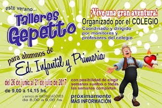 Agustinas Valladolid - 2017 - Gepetto Talleres