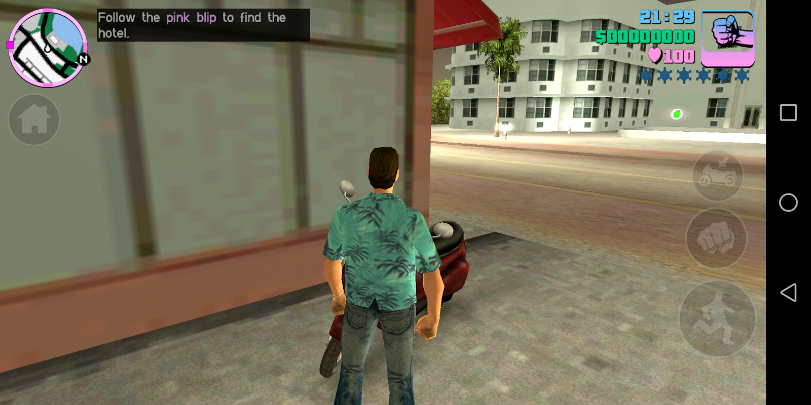 GTA vice city highly compressed for android in 850 mb - WGM