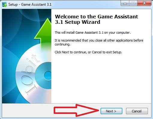 تحميل برنامج  Game Assistant 3