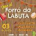 O Forró da Labuta, na AABB de Mairi, será dia 03 de junho de 2017