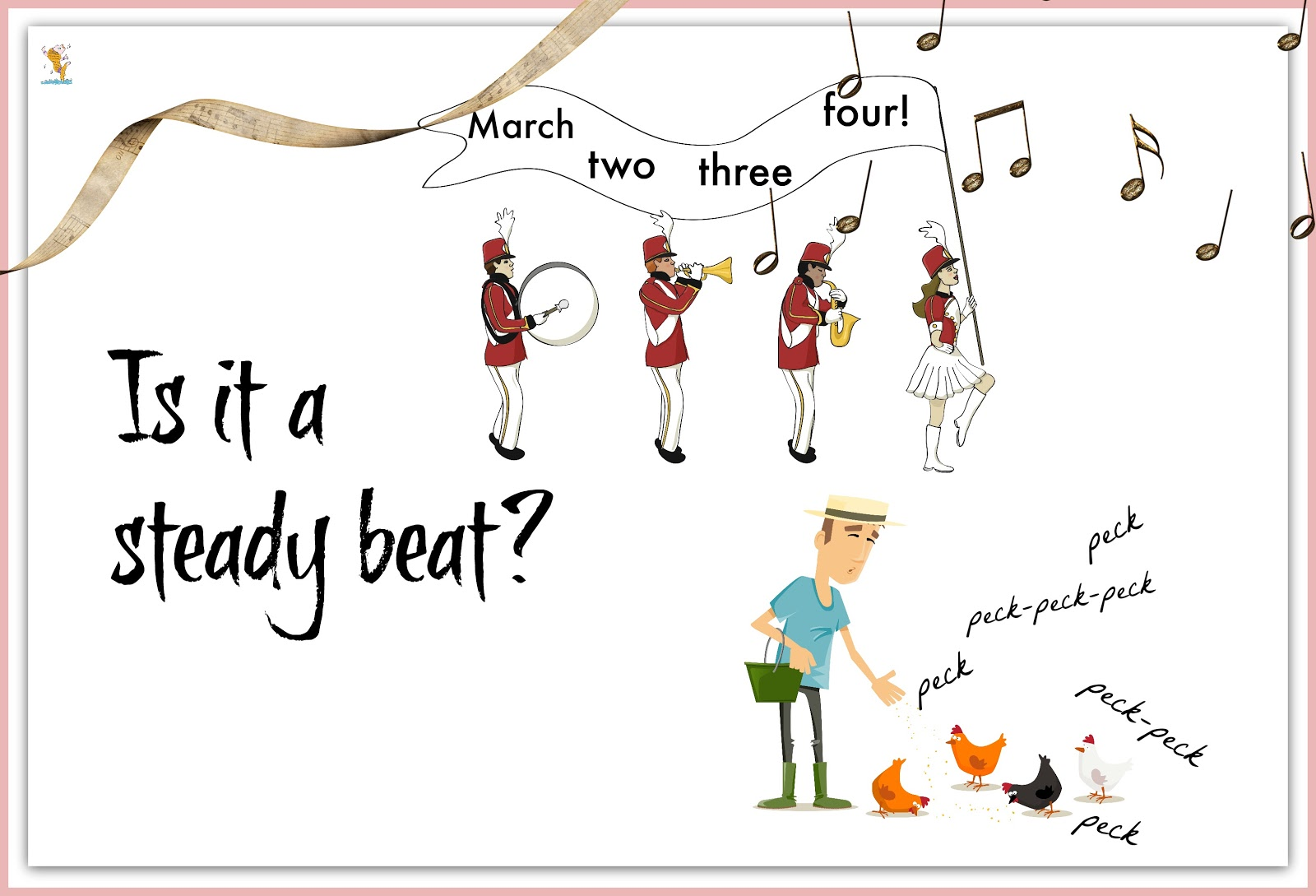 Image result for steady beat in music
