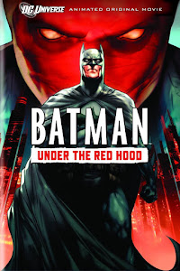 Batman: Under the Red Hood Poster