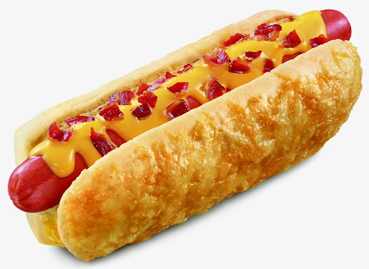 Sonic Drive-In's 2 New Cheesy Bread Dogs