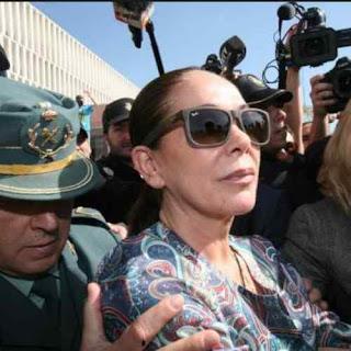 Que suerte tiene!. Isabel Pantoja saldrá en libertad condicional de la cárcel