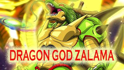 Teori tentang Zalama Dragonball Super