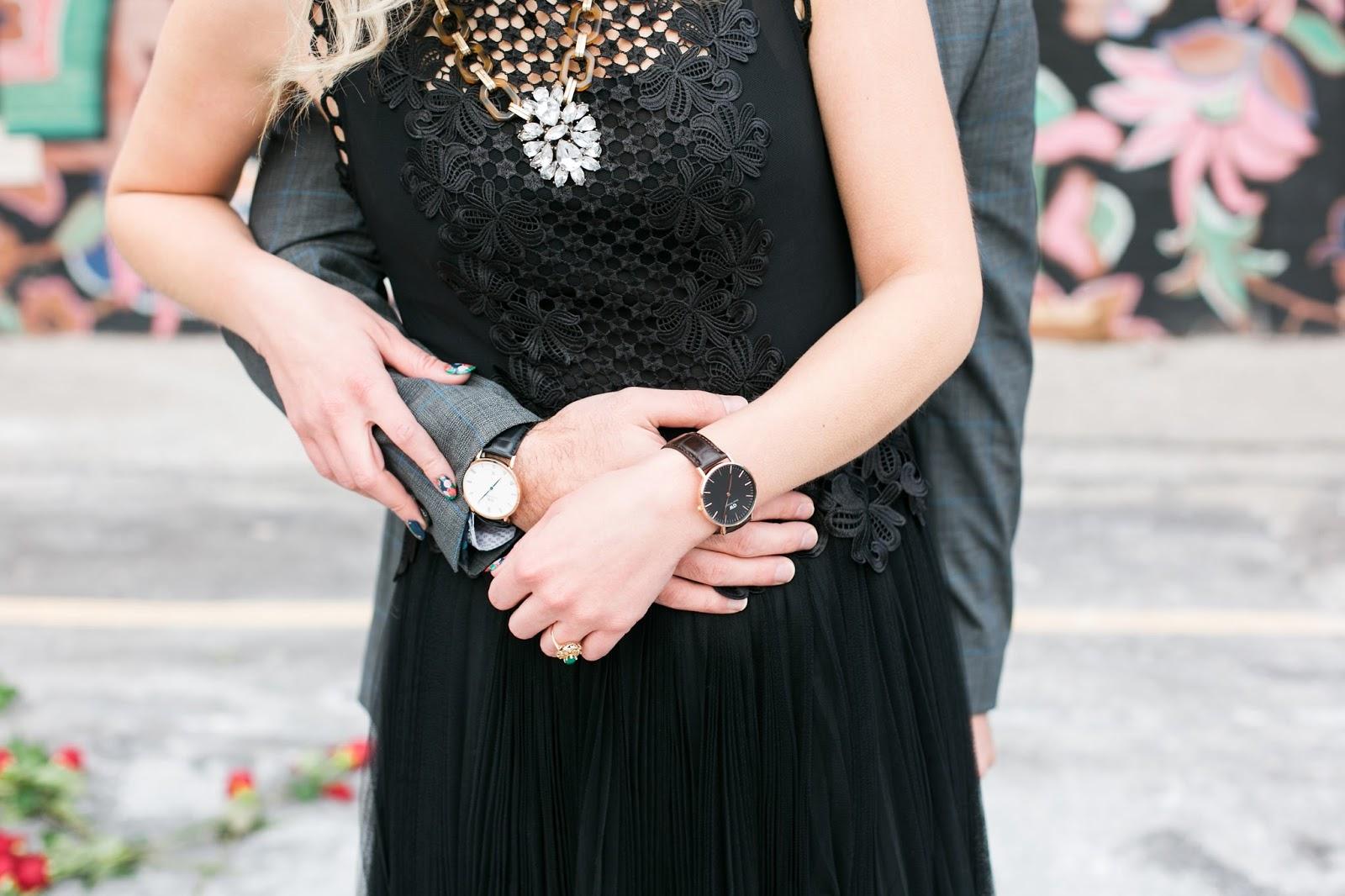 Bijuleni - Couple's Daniel Wellington Watches