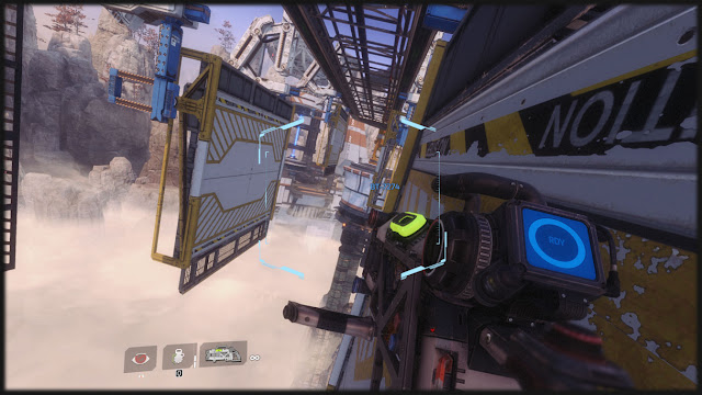 Titanfall Mirror's Edge