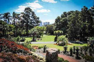 Taman Botanic Melbourne