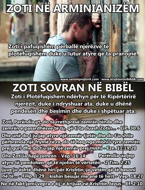 Arminianimzi, Bibla,