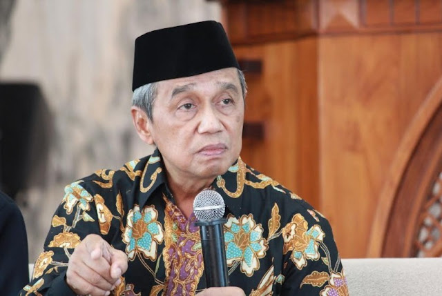 """Jangan Sampai Rakyat Pilih Pemimpin Berlumuran Duit Rampok"""