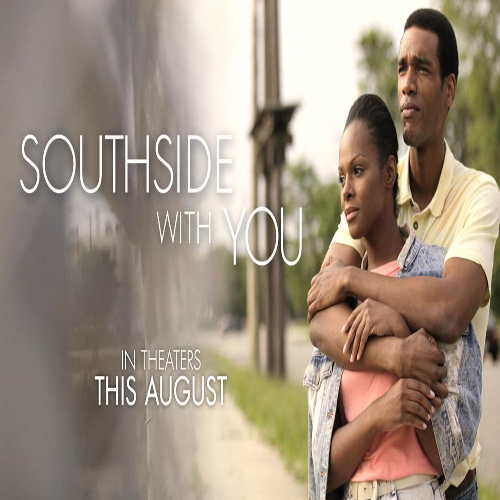 Southside With You Poster Film, Film Southside With You