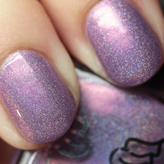 Grace-full Nail Polish Lilac Ice