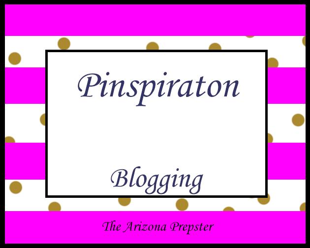 Pinspiration: Blogging