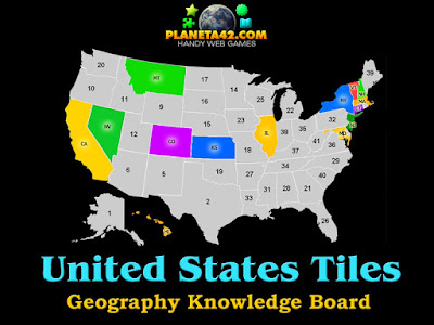 United States Tiles Game Picture