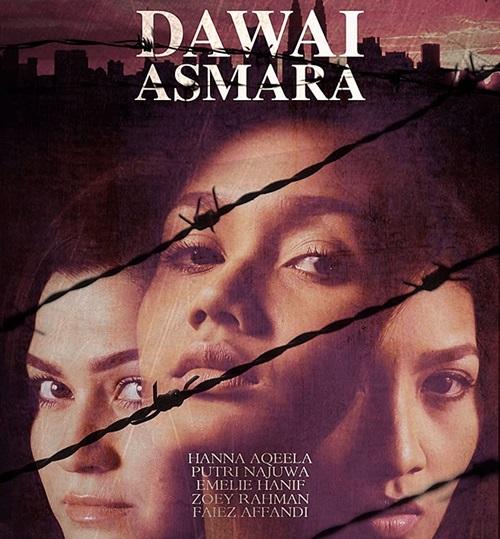 Pelakon drama Dawai Asmara TV9, pelakon utama, pelakon pembantu, pelakon tambahan drama Dawai Asmara TV9