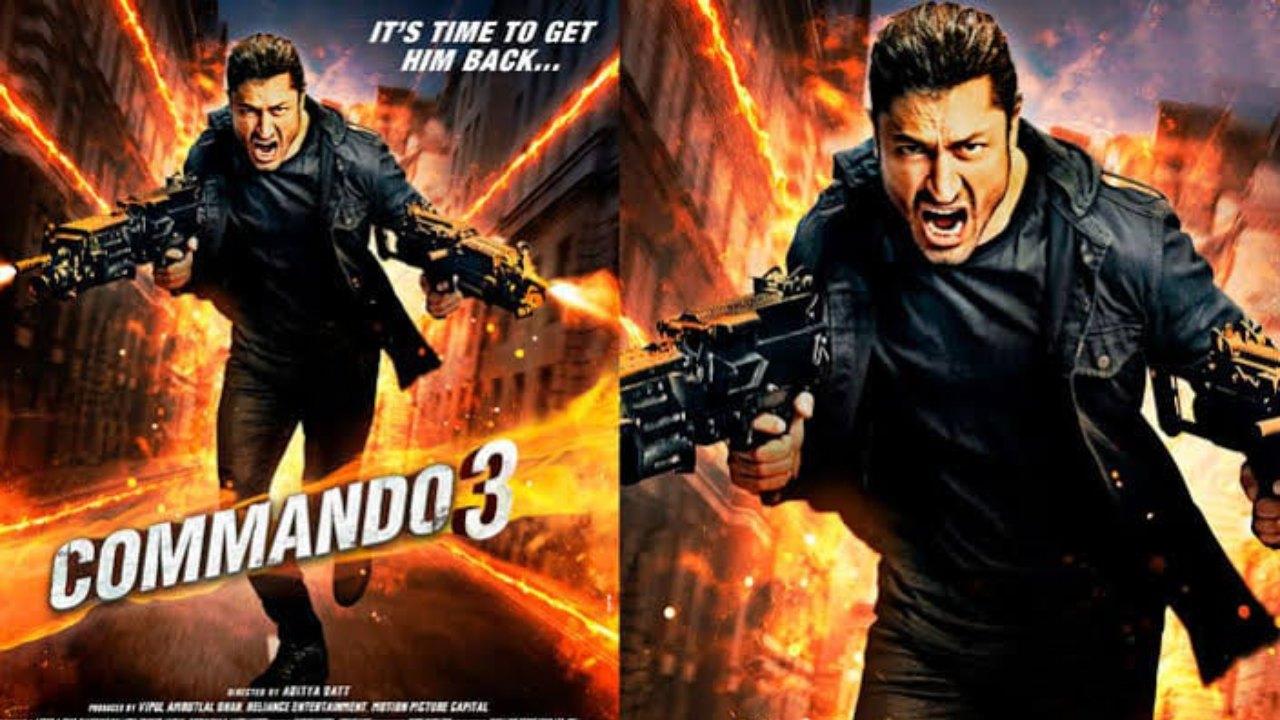 Commando 3 Movie Wiki, Release Date & Soundtracks
