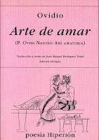 Ovidio, Ars Amandi