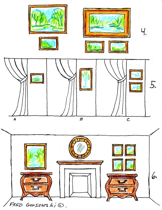 Evolving%2BIdeas%2BAbout%2BHow%2Bto%2BDecorate%2BArt%2BPlacement%2Bon%2BWalls%2B%25285%2529 Evolving Ideas About How to Decorate Art Placement on Walls Interior