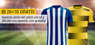 bwin promocion Hertha vs Dortmund 19 enero