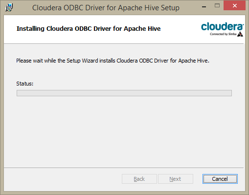 Cloudera drivers | Cloudera Impala ODBC Driver for Unix / Linux