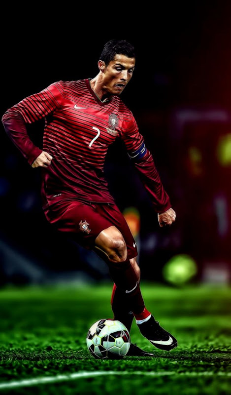 Cristiano Ronaldo Hd Wallpaper Portugal The Great Wallpapers