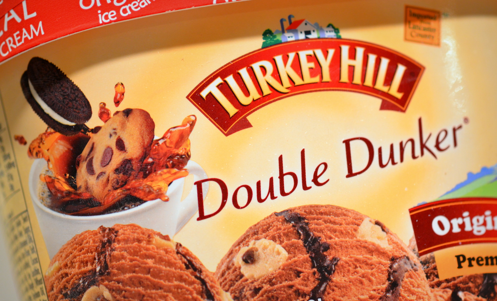 Double Cookie Dough Ice Cream View Wallpapers