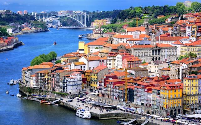 Passeios em Porto