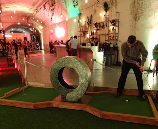 Birdies Crazy Golf in London
