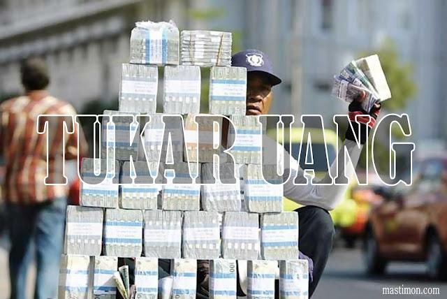 Budaya penukaran uang menjelang hari raya Idul Fitri