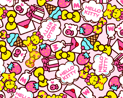 Gambar Wallpaper Hello Kitty HD Terbaru