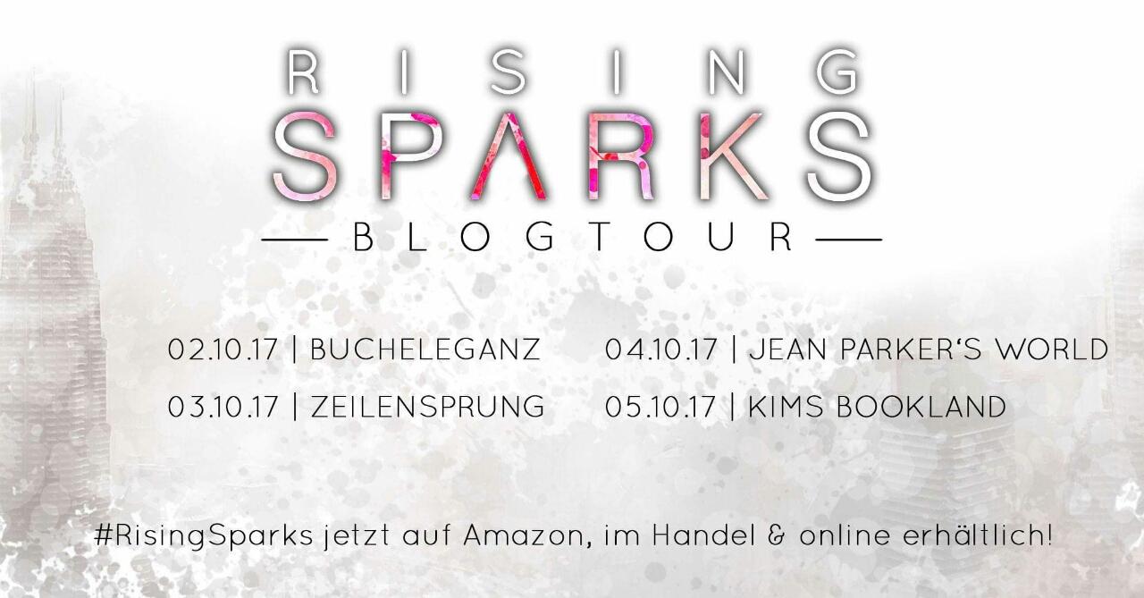 [Blogtour | Gewinnspiel] Rising Sparks von Nico Abrell ~ Tag 2: Selbstbestimmung
