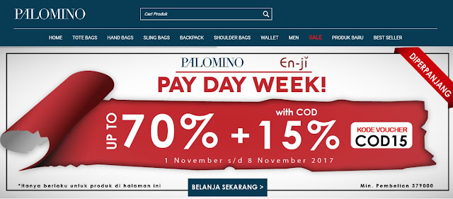 Pay Day Week Sale Palomino