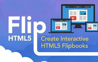 شرح, FlipHTML5, افضل, منصة تفاعلية ,نشر الرقمي,