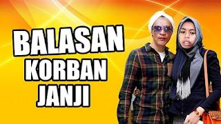 Lirik Lagu Balasan Korban Janji (Dan Artinya) - Nella Kharisma