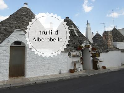 cosa vedere ad Alberobello: i trulli