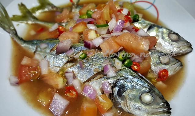 resepi ikan kembung sihat recipes pad Resepi Ikan Selar Kuning Masak Lemak Cili Api Enak dan Mudah
