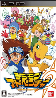 Gambar Psp Digimon Adventure