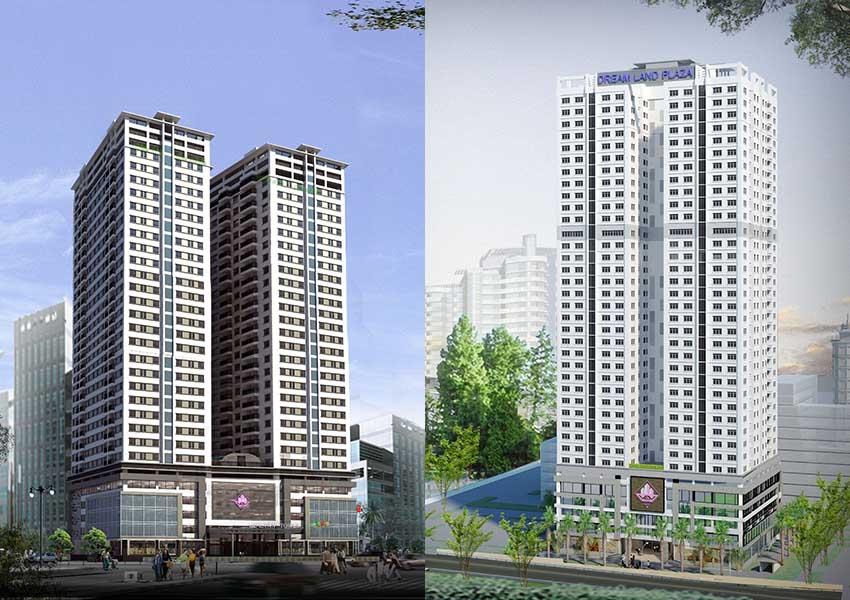 Chung cư Dream Land Plaza Duy Tân